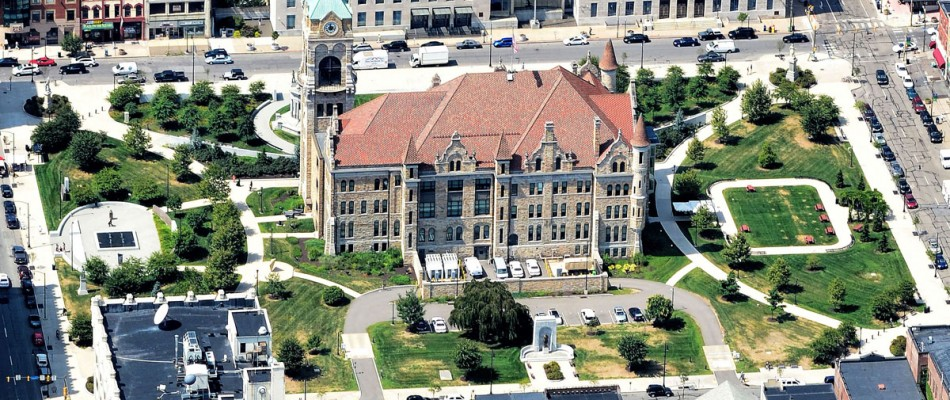 SCRANTON COURT HOUSE