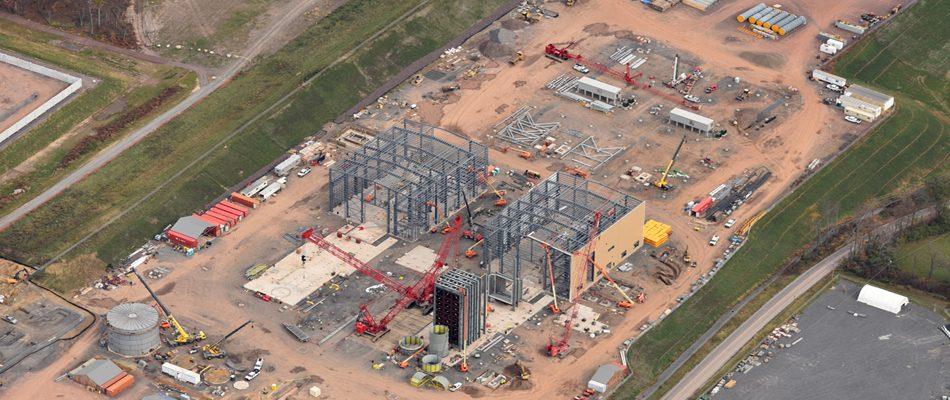 POWER PLANT – Construction Progress