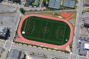 Scranton Athletic Fields_NEPA Aerial Photography