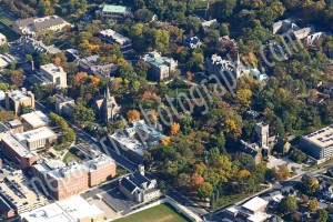 Lehigh University in Allentown, PA Aerial Photography – NEPA Aerial Photography
