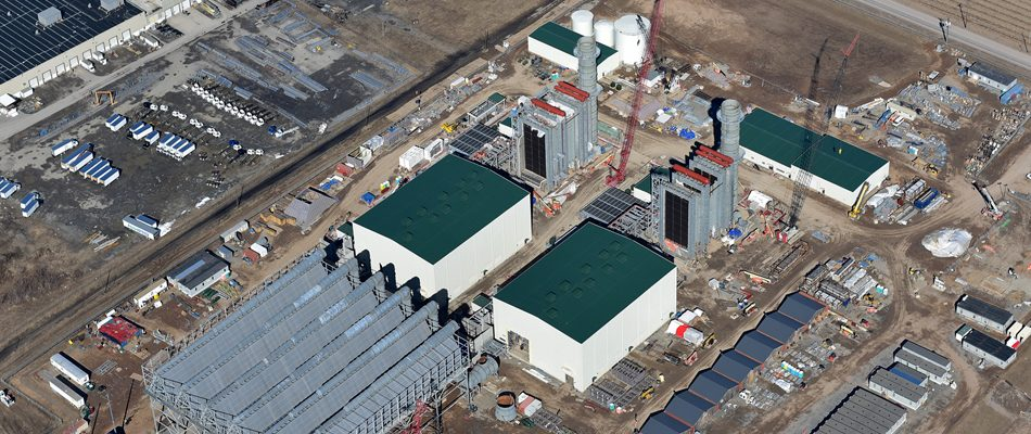 POWER PLANT – Construction Progress