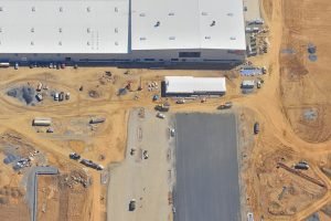 Allentown_FedEx Construction Progress