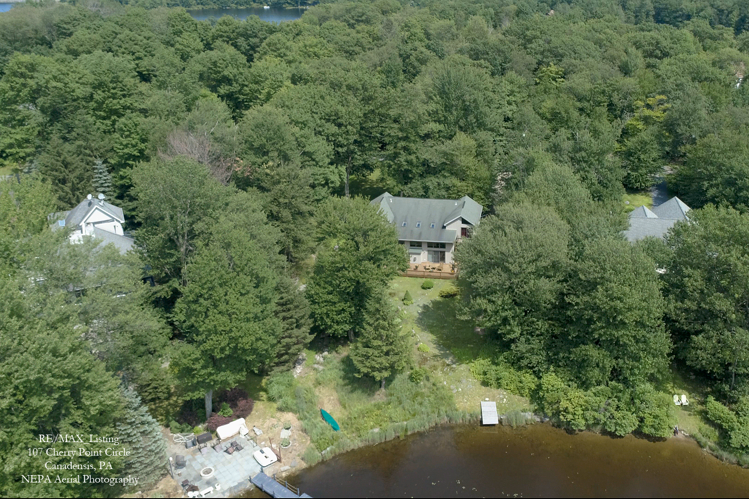 NEPA Aerial Photography and Real Estate