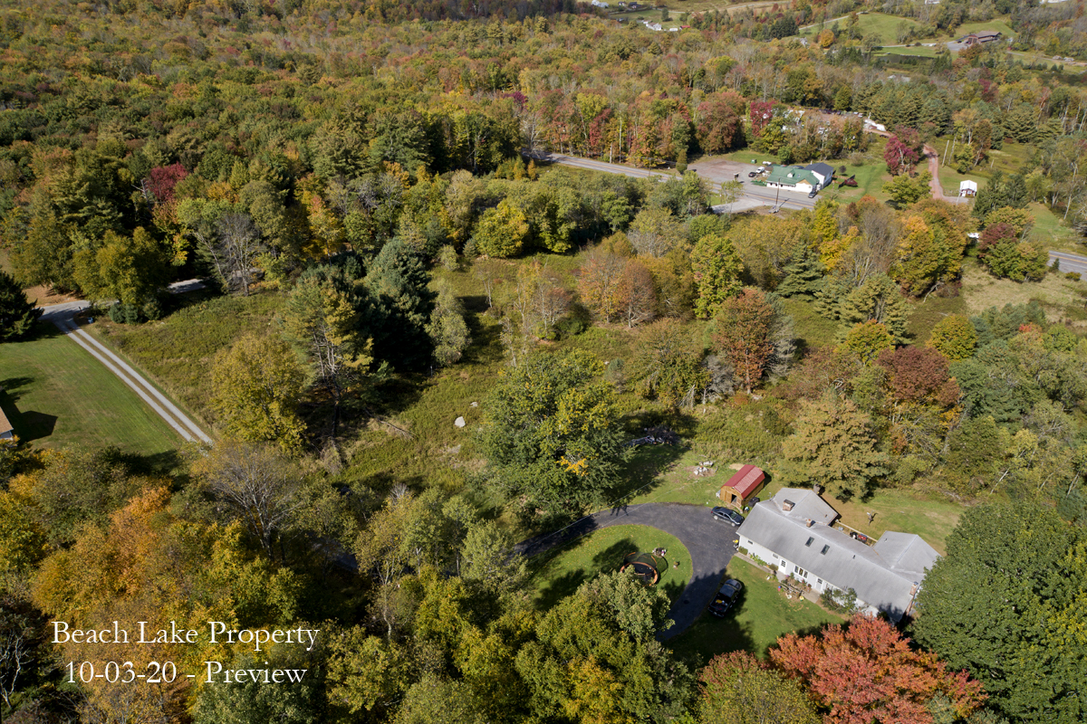 NEPA Aerial Photography FALL AERIAL - DRONE 2020