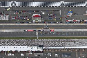 Pocono Raceway -  Start Of The Race